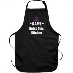 """""""name"""" rules the kitchen"""