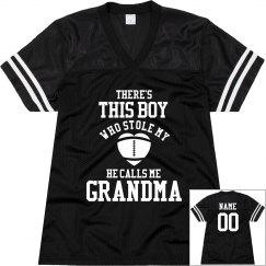 Grandma's Football Heart