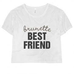 Brunette Best Friend