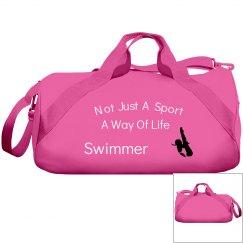 Swim a way of life
