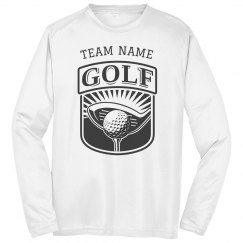 Customizable Golf Team or Club Tees