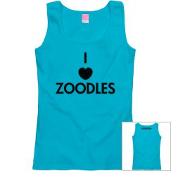Love Zoodles Tank