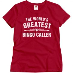 Greatest Bingo Caller