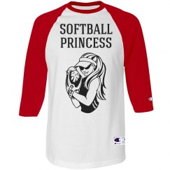 Softball princess