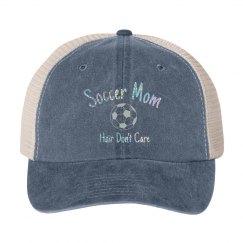 Soccer mom metallic