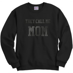 gunmetal they call me mom