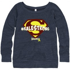 Kalestrong Women's Slouch Sweatshirt (order a size up)