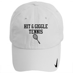 hit and giggle tennis