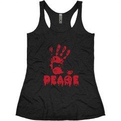 Zombie Peace Top