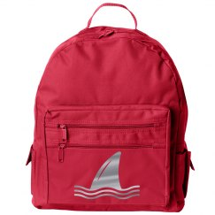 Shark School Bag