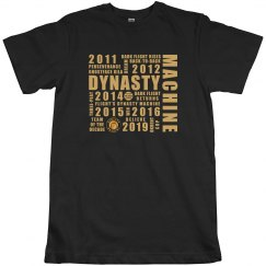 2019 Team of the Decade T-shirt (American Apparel)