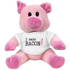 Bacon piggy