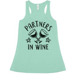 Partners In Wine BFF Bar Crawl