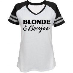Blonde & Boujee Matching Besties