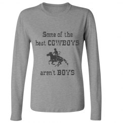 Some of the Best Cowboys Jrs