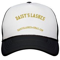Blk/Gld Trucker hat