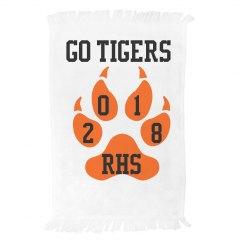 Go Tigers Spirit Towel