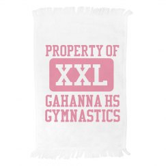Gymnastics Spirit Towel