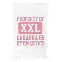 Gymnastics Spirit Towel