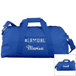 Lax Girl Duffel Bag