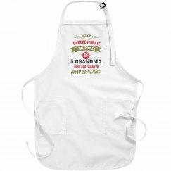 Custom Grandma apron