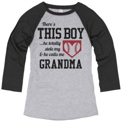 A Baseball Grandma's Love