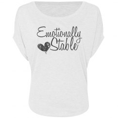 Stable tee (white)