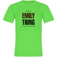 It's a Emily Thing
