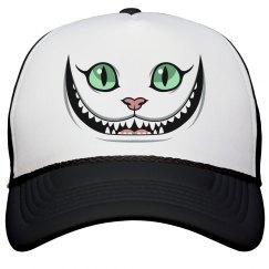 Creepy Cheshire Grin
