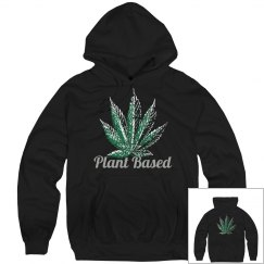 Plant Based Hoodie (slvr)