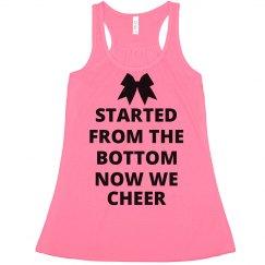 Now We Cheer