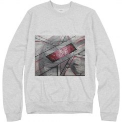 AbstractEnergy Men's Sweatshirt-Jazzy Art