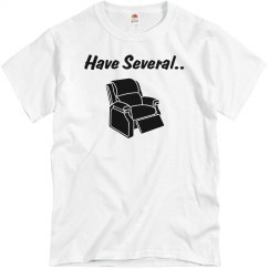 Have Several Seats Tee