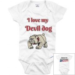Devil dog daddy