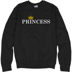 Matching Couple Princess Crown