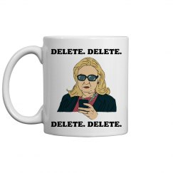 Boss Lady Deletes