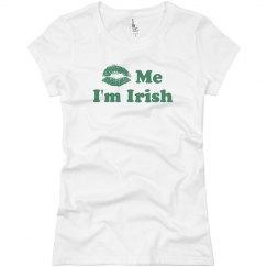St Paddy's Kiss Me I'm Irish