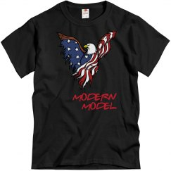 MODERN MODEL SIGNATURE SERIES 2019 MENS T-SHIRT