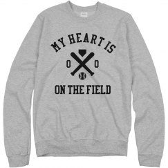 Cozy My Heart Is On The Field