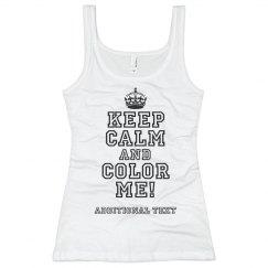 Keep Calm Color Run