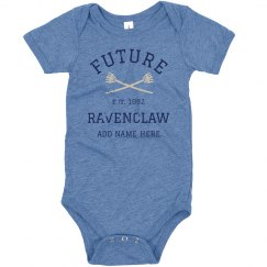 Custom Future Ravenclaw Baby