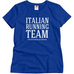 Italian Running Team