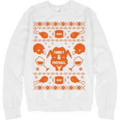 Family Football Sweater