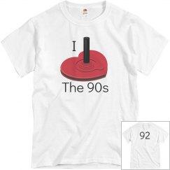 Joystick I love the 90s T