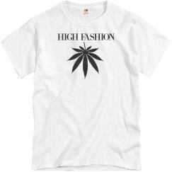 High fashion (blk logo) multiple logo color options