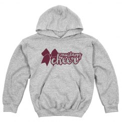 Mustang Cheer Youth Sweatshirt