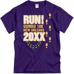 Run For Mardi Gras 10K