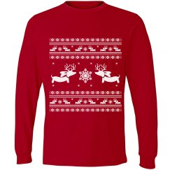 Ugly Sweater Reindeer Dox