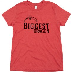 Biggest Dragon Matching Tee