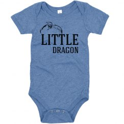 Little Dragon Matching Onsie